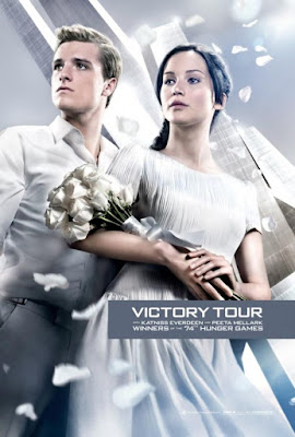 Victory Tour - New Hunger Games: Catching Fire Images