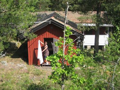 Stockholm's Archipelago: Muskö