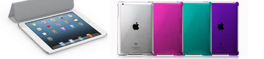 Simplism Smart BACK Cover for iPad mini