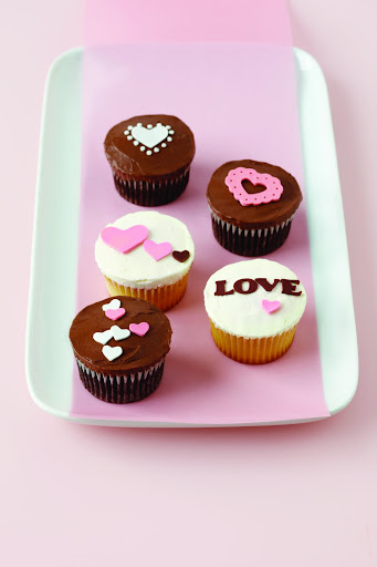 the sweetest sweets for Valentine's Day