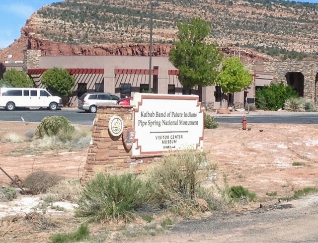 Kaibab Band of Paiute Indians Pipe Springs National Monument