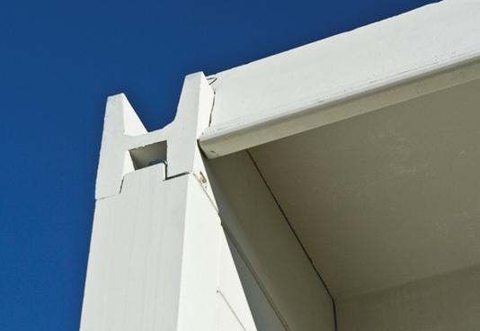 Nuevas varillas de pl stico para asegurar las estructuras - Precios de estructuras de hormigon ...