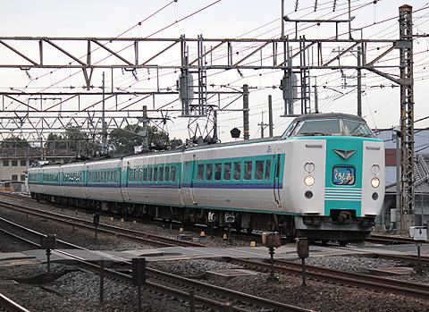 JR西日本 381系特急電車「くろしお」