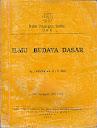 Buku Pegangan Kuliah UNS Ilmu Budaya Dasar S1 / Smt II / 2 SKS