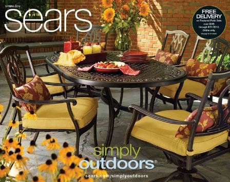 Sears Outdoor Catalog #SummerWithSears #SearsPatio Tailgating Ideas