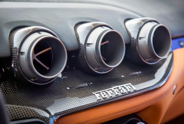 2014 Ferrari F12 Berlinetta Power