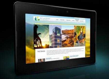 Mampukah PlayBook berhadapan dengan iPad dan Galaxy Tab?
