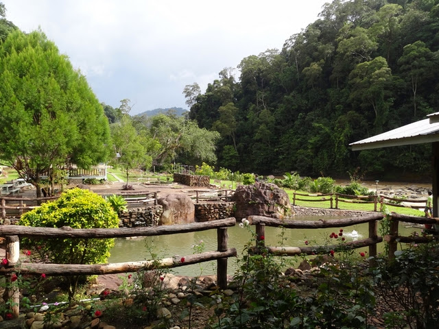 Air-panas-Merarap -Hot-Spring