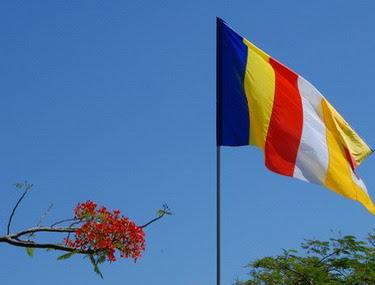Chuyện lá cờ Phật Giáo ngày Phật Đản với bà Trần Lệ Xuân