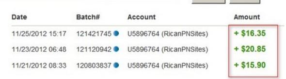 Bukti Pembayaran dari RicanAdFunds 20