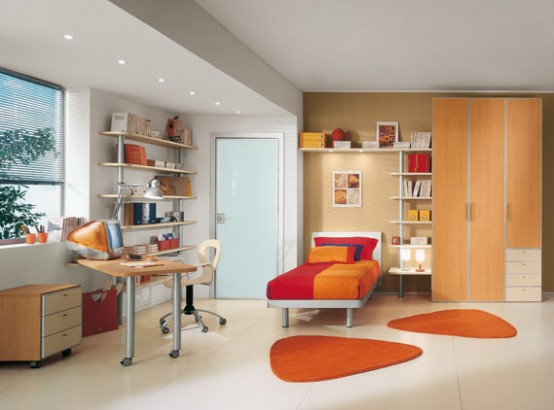 Daily Update Interior House Design: Bright Kids Room Ideas from ...