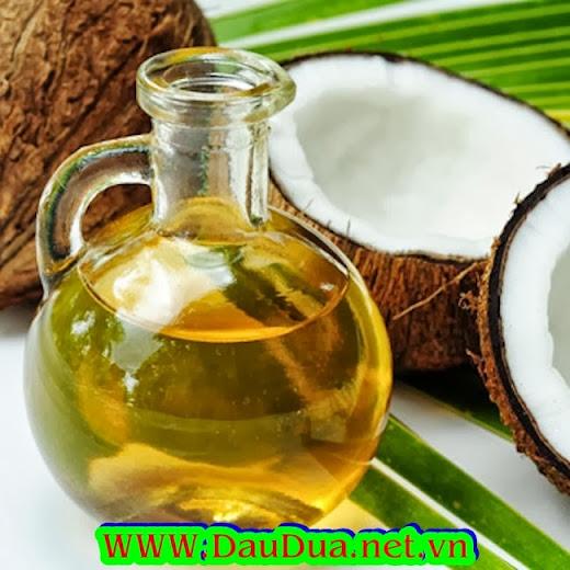 Tinh dầu dừa được xem là thần dược vì kháng khuẩn và diệt virut mạnh mẽ