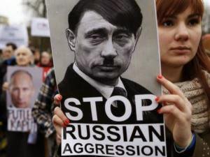 """Украинская армия уничтожила """"Град"""" террористов в районе Суходольска - Цензор.НЕТ 2033"""
