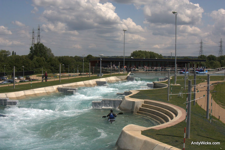 Lee Valley Whitewater Course
