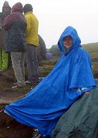 Плащ, накидка от дождя на рюкзак