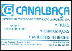 Canalbaça, Lda.