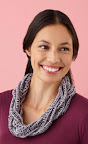 Medium loose strands necklace http://marthastewart.lionbrand.com/patterns/L10261.html