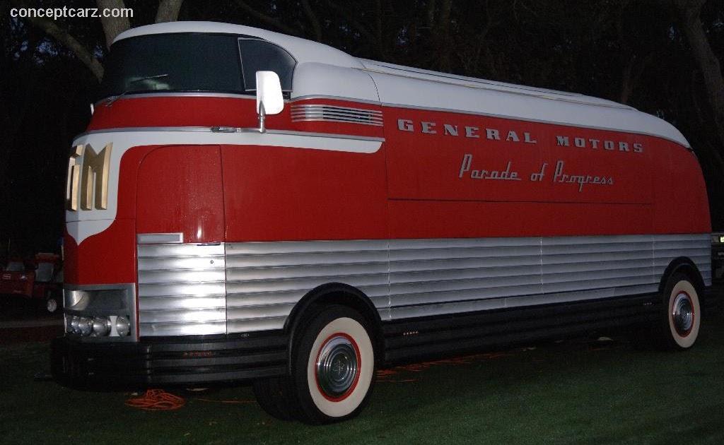 Justacargal Ron Pratte S 1950 Futurliner