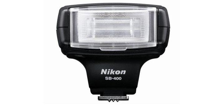 Nikon SB-400 AF Speedlight Flash for Nikon Digital SLR Cameras post image