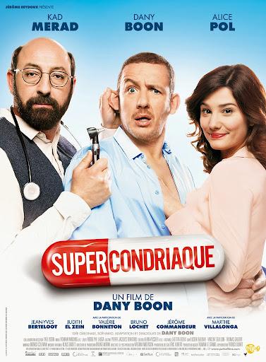 Σουπερχόνδριος (Supercondriaque) Poster