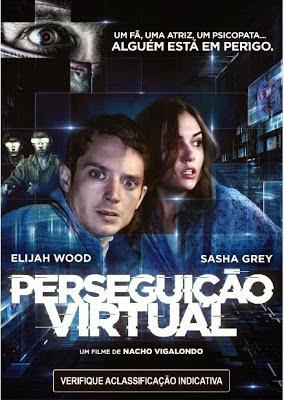 Perseguição Virtual – DVDRip AVI Dual Áudio + RMVB Dublado