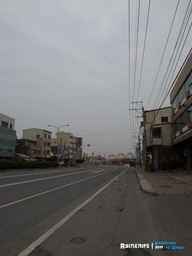 台南高雄交界的二仁溪橋