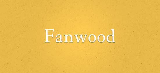 Fanwood font