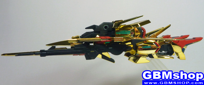 Bandai 1/144 HGUC MSN-001 Delta Gundam Waverider Mode