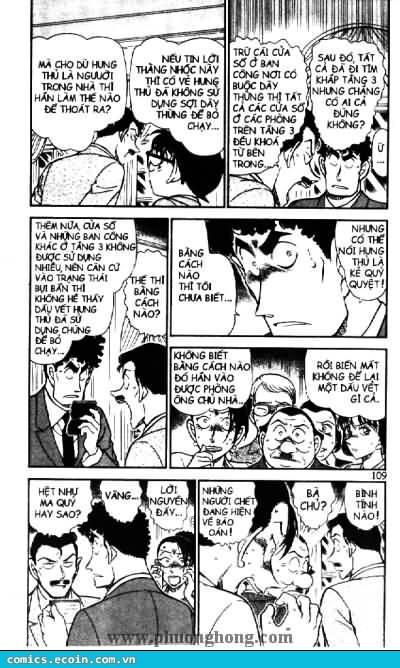 Detective Conan Chap 497 - Truyen.Chap.VN
