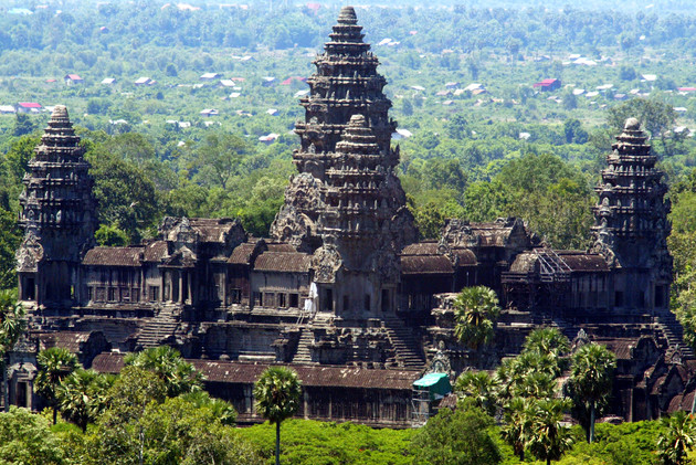 Cambodia: Lasers uncover hidden secrets of Cambodia's ancient cities