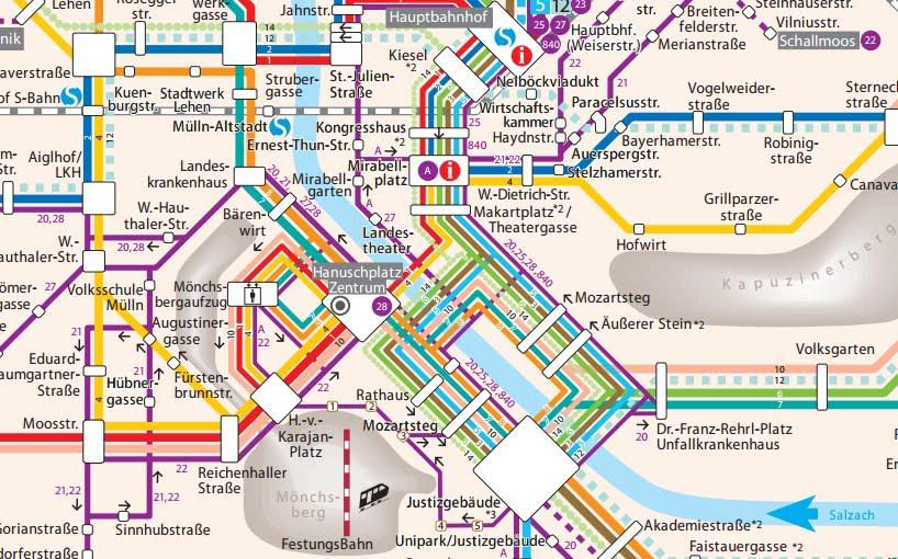 Guia de Salzburgo  Viagem Decaonline  Dicas de viagem