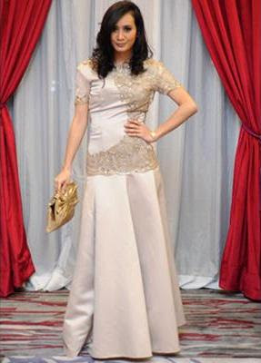 Gambar red carpet ask 2011 marsha