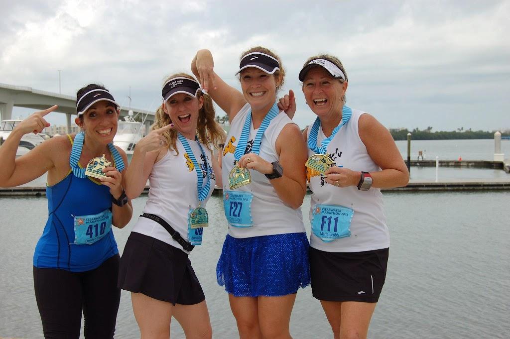 Crazy%2520Marathoners Clearwater Marathon Recap