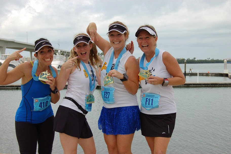 Crazy%2520Marathoners Celebrating Run DMTs 5th Blogoversary and Mother Runners with BAMR Bands {Giveaway}