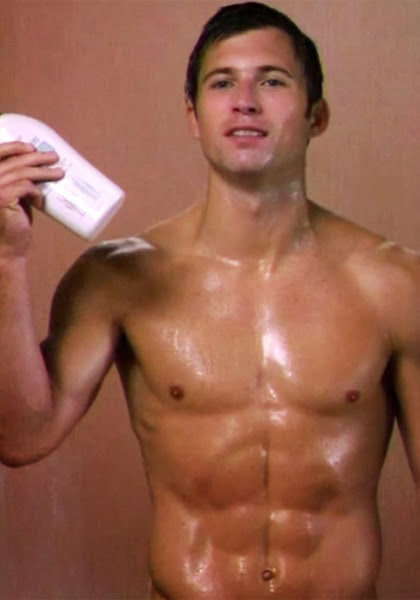 "Introducing ""Drop Dead Diva's"" Hot New Angel, Justin Deeley"