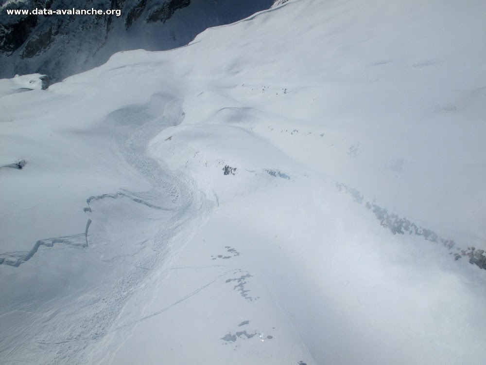 Avalanche Beaufortain, secteur Pointe de la Terrasse, Ruisseau de Praz Pramain - Photo 1