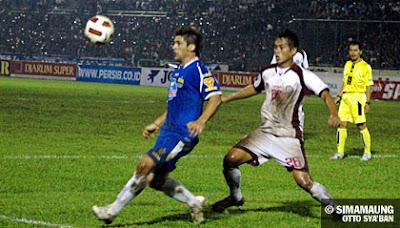 Pablo Frances Persib Bandung