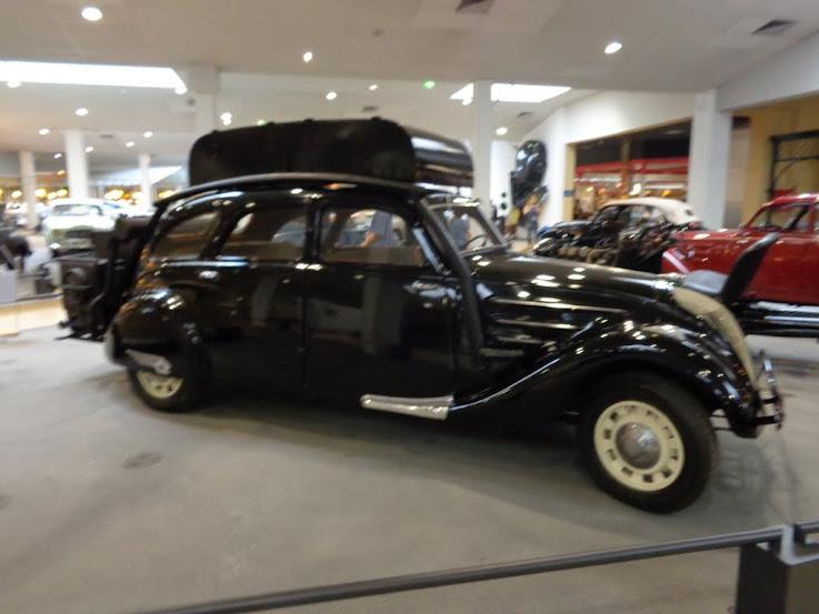 Musée de l'aventure Peugeot à Sochaux DSC01320
