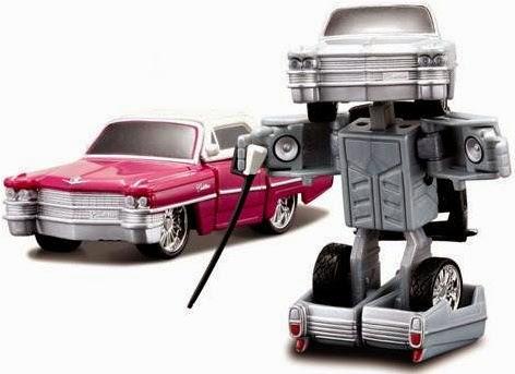 Xe Ô tô Cadillac biến hình maisto 15020 rất đặc sắc