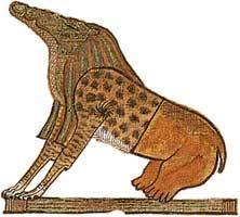 Goddess Ammut Image