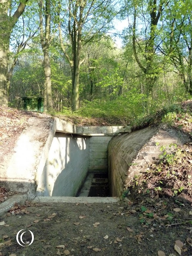 personnel bunker at margival