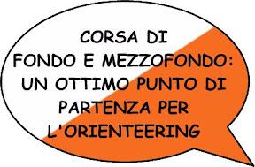 Corsa di fondo e mezzofondo: un ottimo punto di partenza per l'orienteering