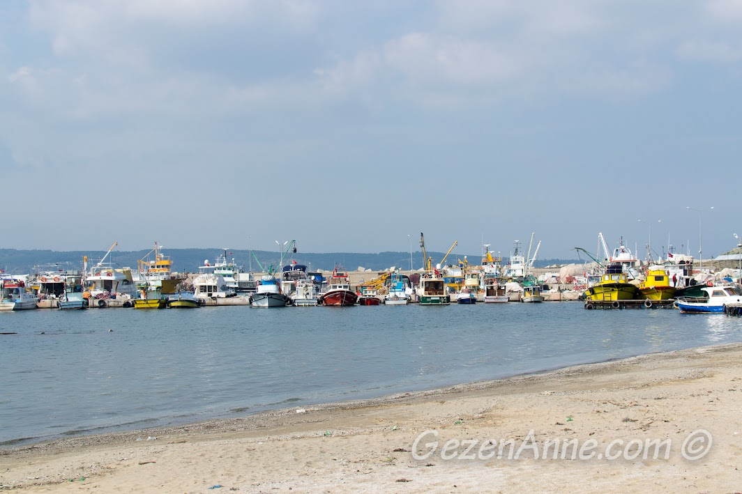 Poyrazköy limanı