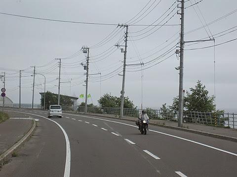阿寒バス「釧路羅臼線」 車窓 その3