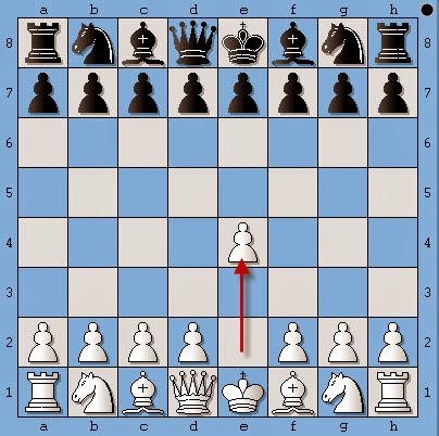 Học cờ vua | Khai cuộc e4