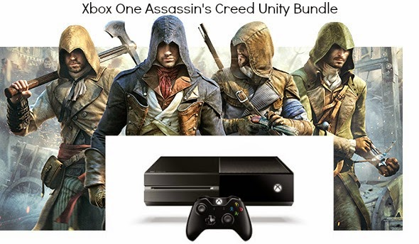 Black Friday Deals: Xbox One Assassin's Creed Unity Bundle from Microsoft Stores