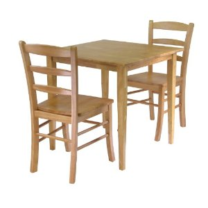 Winsome Groveland 3-Piece Wood Dining Set