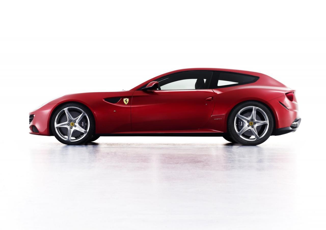 Ferrari Estate: FF