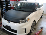 Scion - Carbon Fibre hood