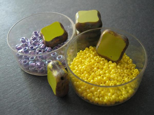 Fairy Garden Bead Palette